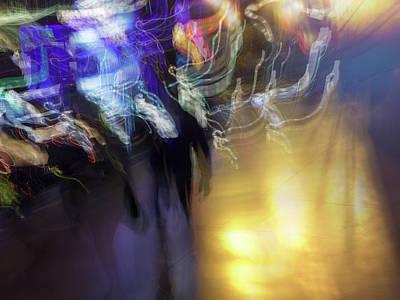 Photograph - Electrical Storm by Alex Lapidus