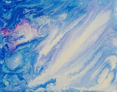 Painting - Electrical Storm by Tracey Myers