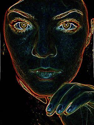 Electrify Art Print by Katie Ransbottom