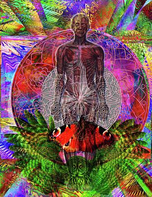 Electromagnetic Spectrum Of Man Original