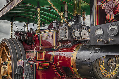 Photograph - Elegance In Heritage by Stewart Scott