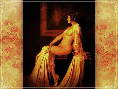 Art Print featuring the photograph Elegance by Mary Morawska