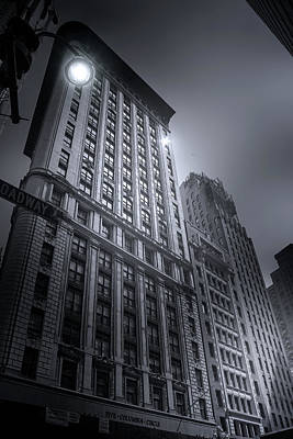 Photograph - Elegance Of New York City by Mark Andrew Thomas
