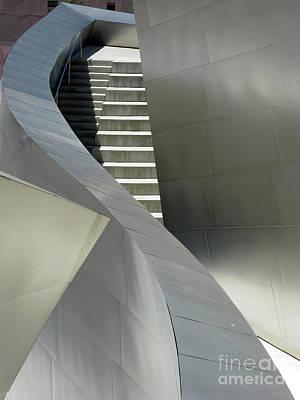 Photograph - Elegance Of Steel And Concrete by Ausra Huntington nee Paulauskaite