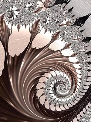 Elegance Print by Susan Maxwell Schmidt