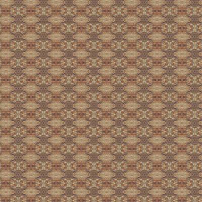 Digital Art - Elegant Brown Pattern by Gina Lee Manley