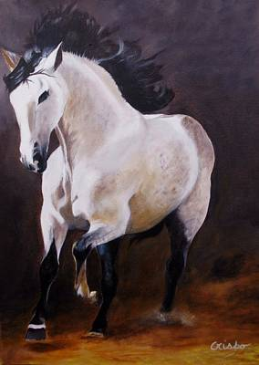 Painting - Elegant by Jean Yves Crispo