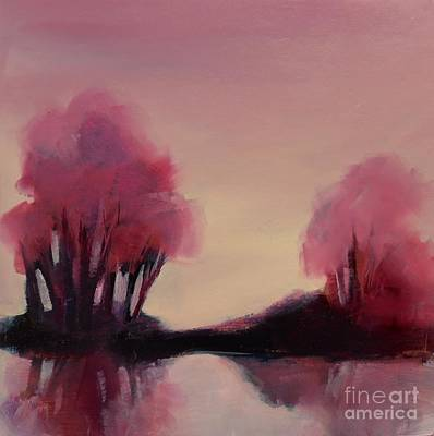 Painting - Elegant Light by Michelle Abrams