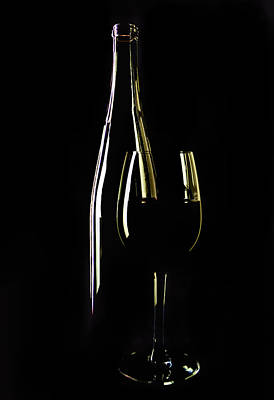 Drinks Photograph - Elegant by Marcia Colelli
