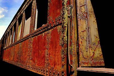 Photograph - Elegant Rust by Paul W Faust - Impressions of Light