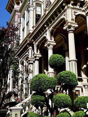 Photograph - Elegant San Francisco  by Ira Shander
