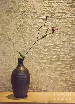Photograph - Elegant Still Life by Shirley Mangini