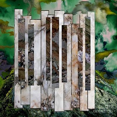 Digital Art - Elemental No.4 by T Bork