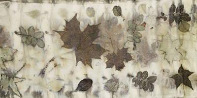 Elements Of Autumn Art Print