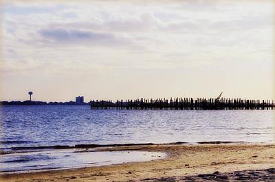 Photograph - Elements On The Coast by Faith Williams