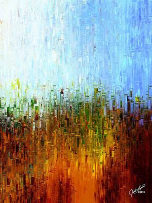 Digital Art - Elements by The Art Of JudiLynn