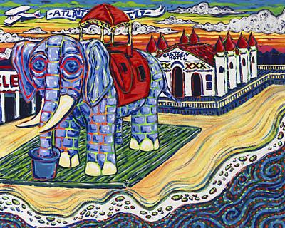Elephant Bazaar Original