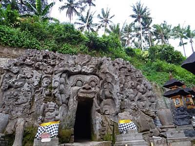 Exploramum Photograph - Elephant Cave Temple by Exploramum Exploramum