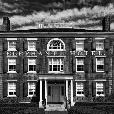Photograph - Elephant Hotel by Eric Lake