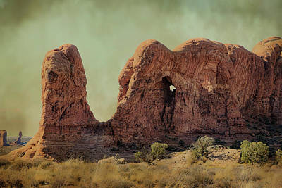 Photograph - Elephant Rock by Steve McKinzie