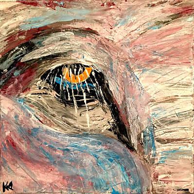 Painting - Elephant Soul by Kate Hart Nardone