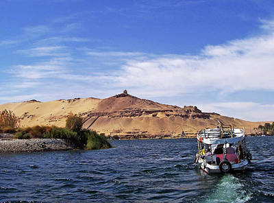 Photograph - Elephantine Island by Debbie Oppermann