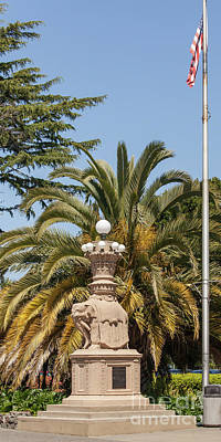 Photograph - Elephants Of Plaza Vina Del Mar Of Sausalito California 5d2929 by San Francisco Art and Photography