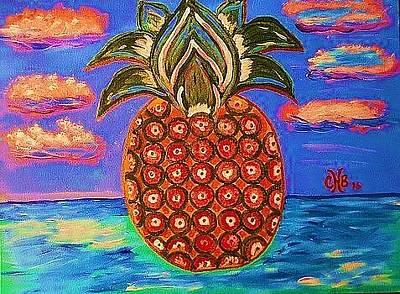 Eleuthera Pineapple Festival  Original by Chiquita Bowleg