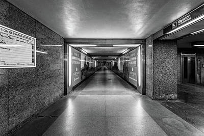 Photograph - Elevator To State Street by Randy Scherkenbach