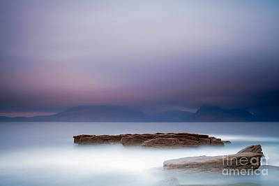 Elgol Photograph - Elgol And The Black Cullins by John Farnan