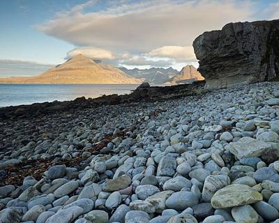 Photograph - Elgol Beach by Stephen Taylor