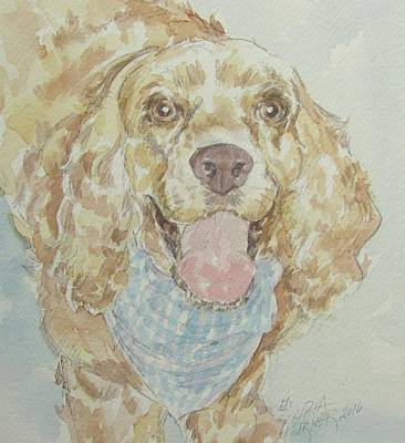 Painting - Eli by Gloria Turner