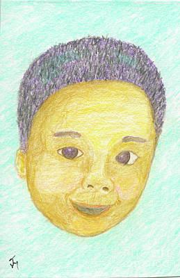 Drawing - Elijah by Jack Hedges