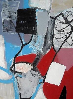 Elimination Tango Art Print by Alan Taylor Jeffries