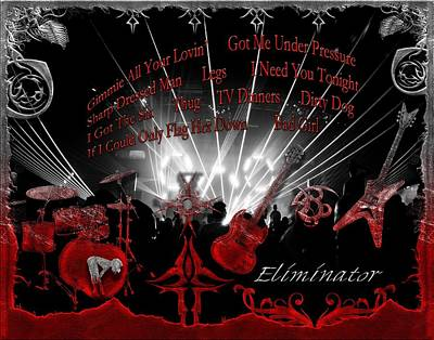Digital Art - Eliminator1 by Michael Damiani