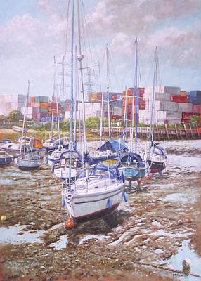 Eling Yacht Southampton Containers Original