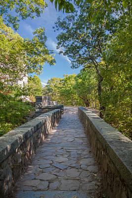 Photograph - Eliot Memorial Bridge by Brian MacLean