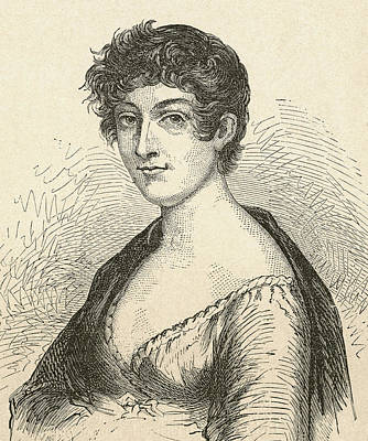 Elisabeth Charlotte Pauline De Meulan Art Print