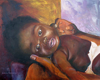 Painting - Elisha by Lewis Bowman
