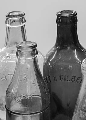 Sultry Plants - Elite Trading Post Bottles 1747 by Bob Neiman