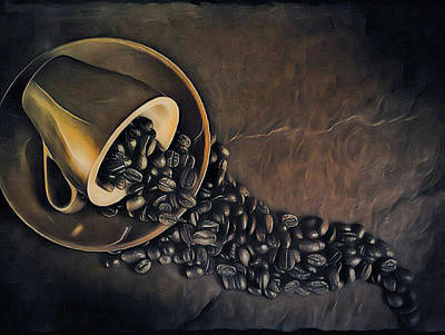 Digital Art - Elixir Of Life  by Rhonda Barrett