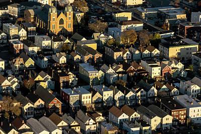 Photograph - Elizabeth Aerial by Steven Richman