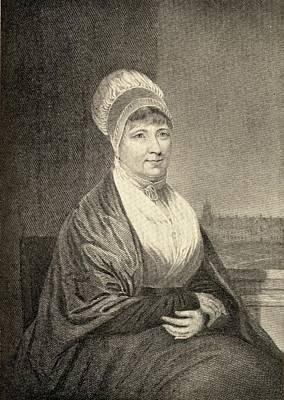 Elizabeth Fry, 1780-1845. English Art Print by Vintage Design Pics
