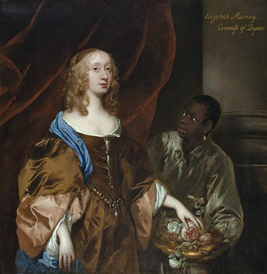 Painting - Elizabeth Murray by Peter Lely
