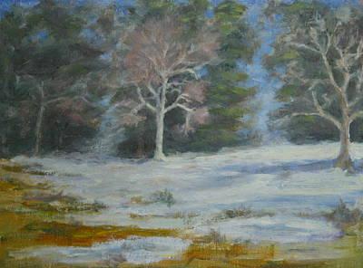 Elizabeth Park Art Print