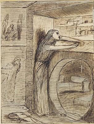 Elizabeth Siddal Art Print