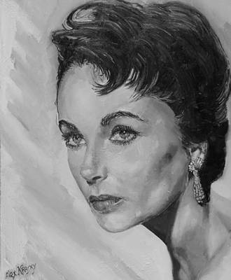 Elizabeth Taylor 2 Original