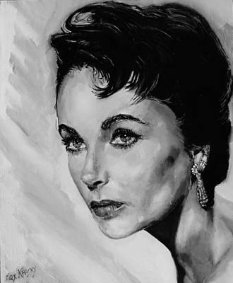 Elizabeth Taylor 3 Original