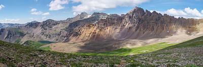 Photograph - Elk Range Beauty by Aaron Spong