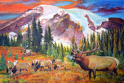 Elk Timbers Edge Original